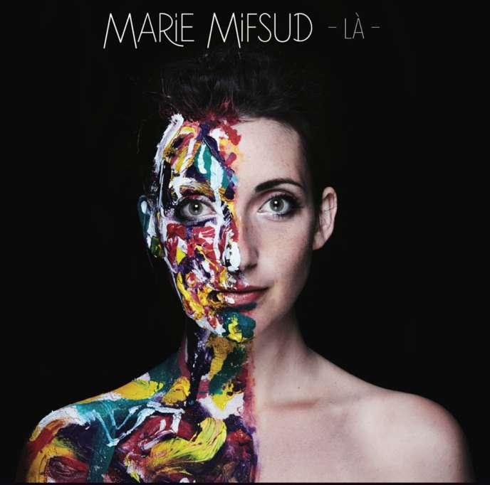 Visuel de l'album« - Là -», de Marie Mifsud paru en 2017.