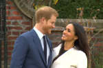 Le prince Harry et Meghan Markle se marient à Windsor, samedi 19 mai 2018.