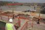 La station d'épuration de Sonia Vihar, gérée par Suez, à New Delhi, le 31 janvier.