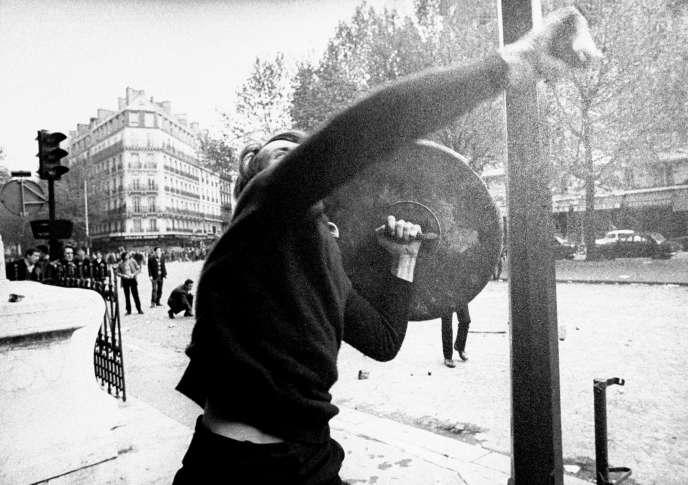 A Paris, le 6 mai 1968.