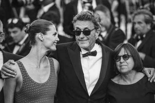 Le réalisateur polonais Pawel Pawlikowski lors de la montée des marches pour la cérémonie de clôture au 71e Festival de Cannes, le 19 mai 2018.