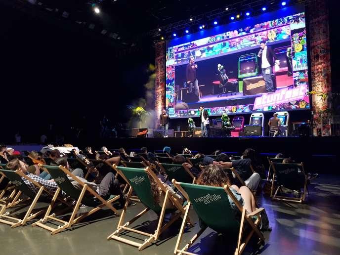 Le Stunfest défend une certaine vision, alternative, de la culture du jeu vidéo.