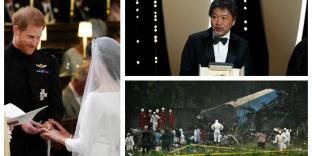 Crash à Cuba, mariage princier, palmarès du Festival de Cannes... Les quatre informations à retenir du week-end