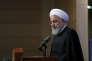 Hassan Rohani, le 21 mai à Téhéran.