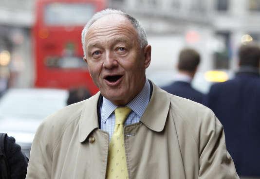 Ken Livingstone en 2012.