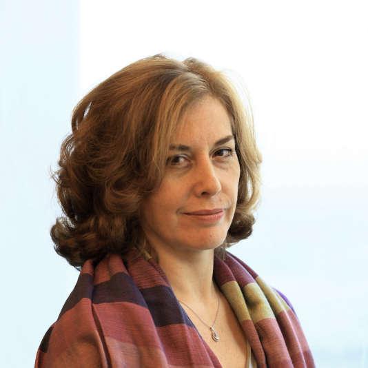 Alicia Garcia Herrero, le 3 octobre 2011.