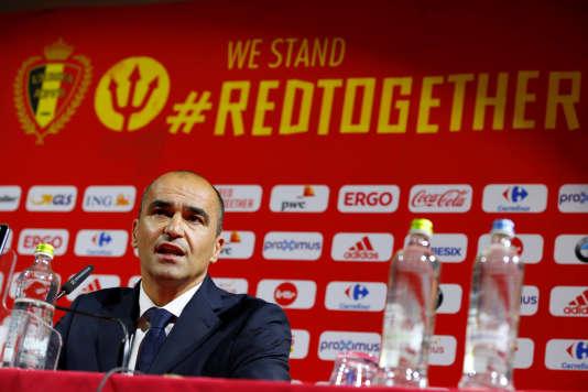 Le sélectionneur Roberto Martinez a évoqué des raisons techniques pour justifier la mise à l'écart de Radja Nainggolan.