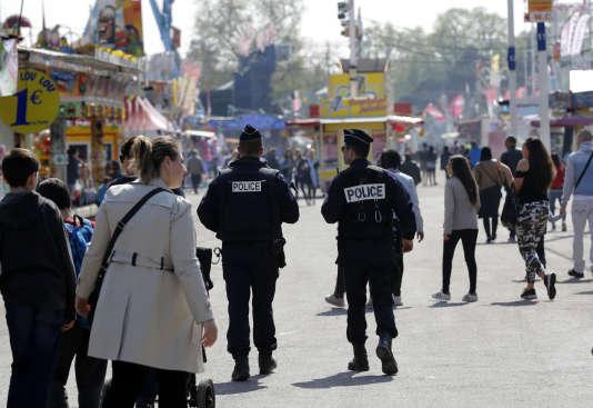 Selon la police, un incident avait déjà eu lieu sur la même attraction, le 5 avril.