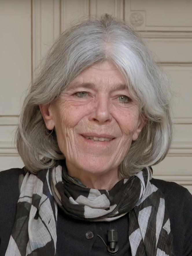 L'écrivaine néerlandaise Anna Enquist, en 2016.
