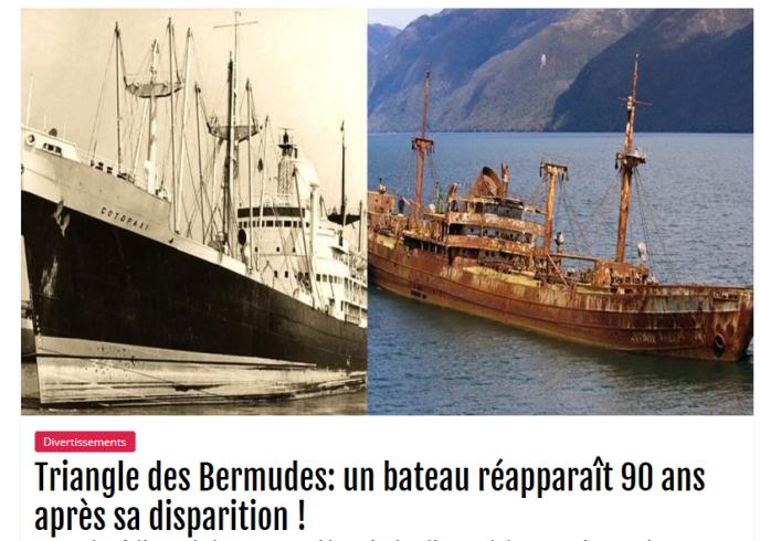 Sur le site deFranbuzz.fr