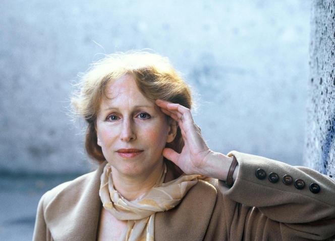 L'écrivaine néerlandaise Margriet de Moor, en 2012.
