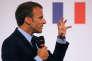 Emmanuel Macron, à Paris, le 22mai.