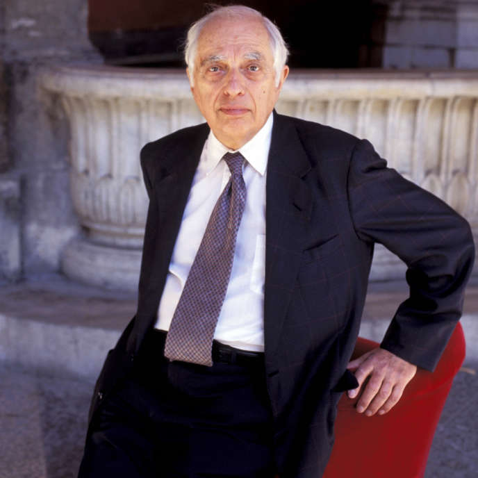 Bernard Lewis, le 1er décembre 2000.