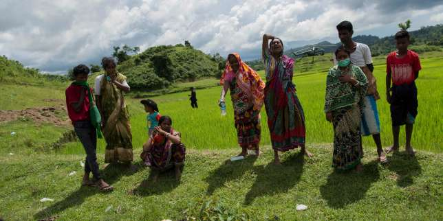 Des Rohingya ont commis un massacre en Birmanie, affirme Amnesty International