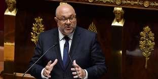 Le ministre de l'agriculture, Stéphane Travert, le 22 mai 2018.