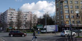 Ville de Saint-Ouen, en Seine-Saint-Denis.