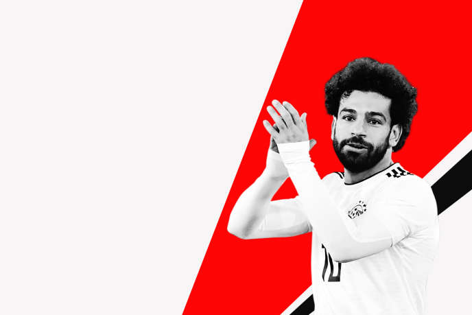 Mohamed Salah sera la star de l'équipe d'Egypte