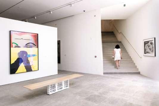 La Fondation Carmignac, à Porquerolles (Var), compte près de 300 œuvres.