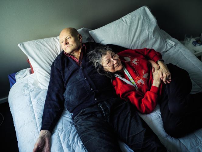 Avant d'obtenir un appartement dans la résidence Alppikatu, dans le centre d'Helsinki,Kari etMarjatta vivaient dans la rue.