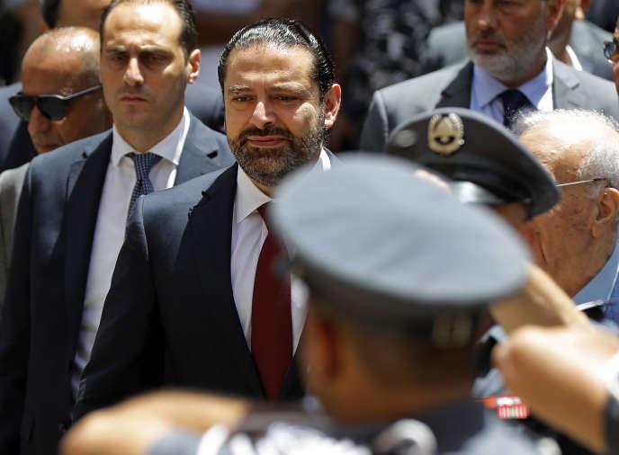 Saad Hariri entame son troisième mandat à la tête du Liban.