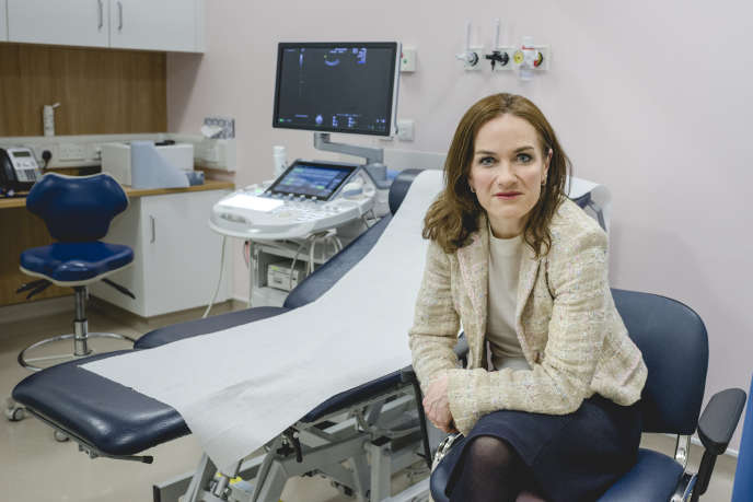Rhona Mahony, directrice du National maternity hospital, le 1er mai.