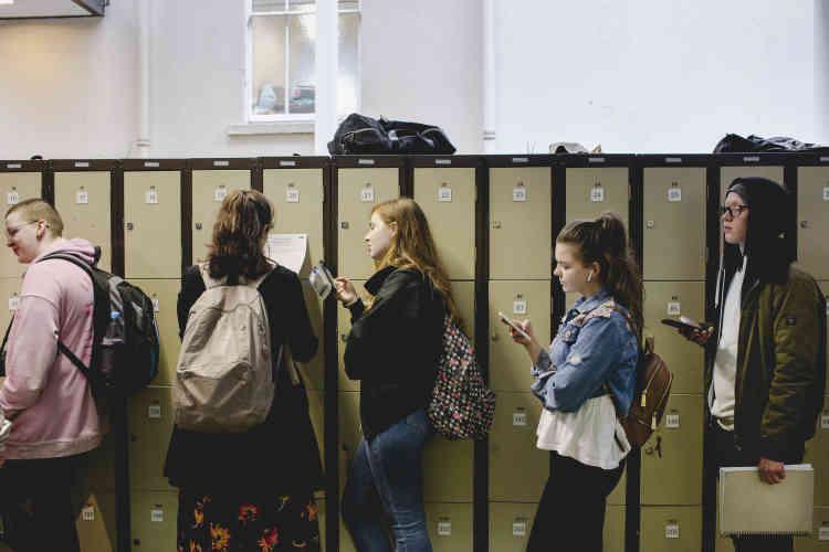 Au Trinity College, les étudiants se sont inscrits massivement sur les listes electorales à l'occasion du référendum.