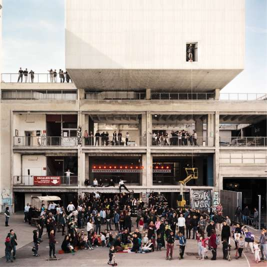 La Friche la Belle-de-Mai à Marseille fait partie de quelques-uns des «lieux de liberté» mis en avant par les architectes Nicola Delon, Julien Choppin et Sébastien Eymard à Venise.
