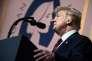 Donald Trump a donné un discours lors du gala annuel de la SusanB.Anthony List, le 22mai à Washington.