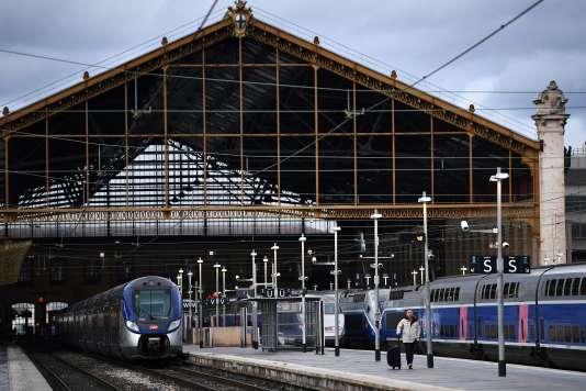 Gare Saint-Charles à Marseille, le 9 avril.