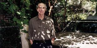 Philip Roth, en juillet 2003.