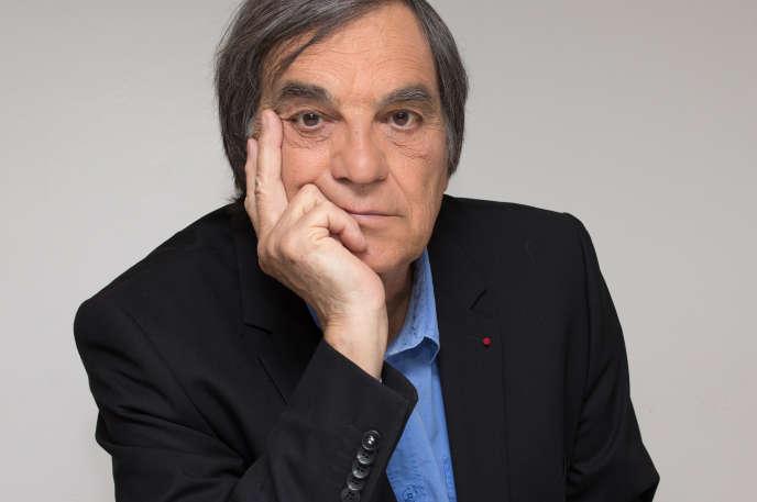 Marcel Rufo à Paris, le16 avril.