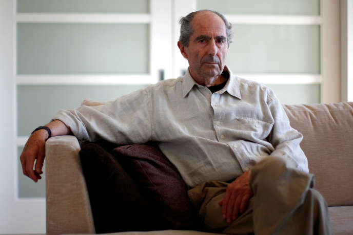 Philip Roth, à New York, en 2010.