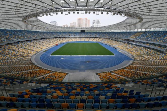 La« cyberpolice» ukrainienne accuse la Russie d'avoir voulu« déstabiliser» le pays et évoque une attaque informatique le soir de la finale de la ligue des champions, qui se tiendra samedi au stade olympique de Kiev.