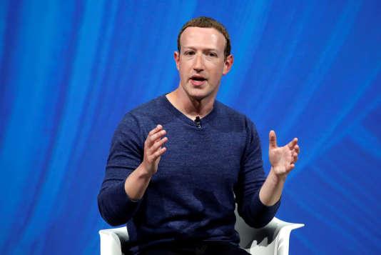 Mark Zuckerberg a déroulé un discours bien rodé.