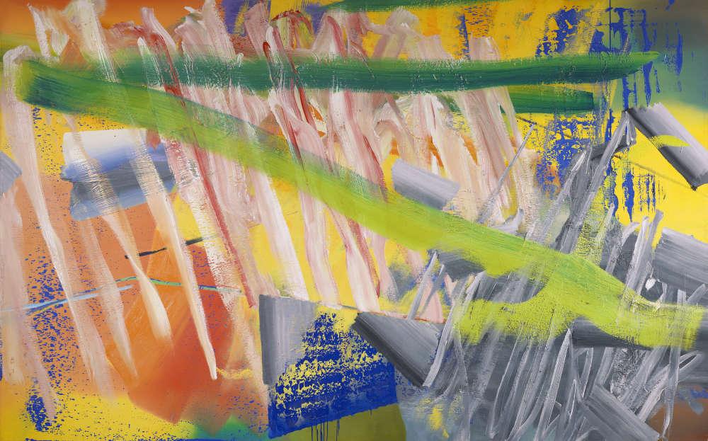Quant aux artistes Gerhard Richter, Willem de Kooning, Martial Raysse et Miquel Barcelo, leurs œuvres témoignent de la scène artistique‒ riche et foisonnante‒ de la fin du siècle dernier à aujourd'hui.