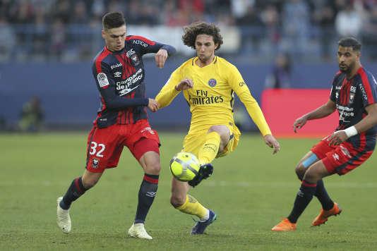 En adressant un courrier à la Fédération, Adrien Rabiot a hypothéqué ses chances de porter à nouveau le maillot bleu, blanc, rouge.