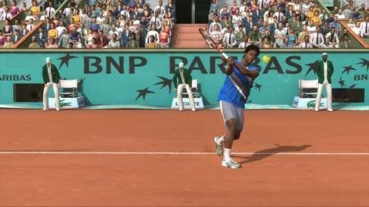 « Tennis World Tour», sorti le 22 mai, à une semaine de Roland-Garros, marque le retour des jeux de tennis sur consoles.