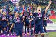 L'Olympique lyonnais est sacré pour la troisième année de rang.