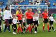 Finale de la Ligue des champions entre l'Olympique lyonnais et Wolfsburg (4-1), le 24 mai à Kiev.