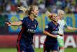 Les lyonnaises lors de la finale de la Champions League le 24 mai.
