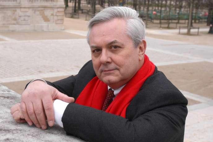 Jean-François Parot, en 2004.