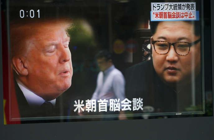 Donald Trump a lancé, à propos de Kim Jong-un: «La Corée du Nord vient de lancer un missile. Ce mec n'a rien de mieux à faire de sa vie?»
