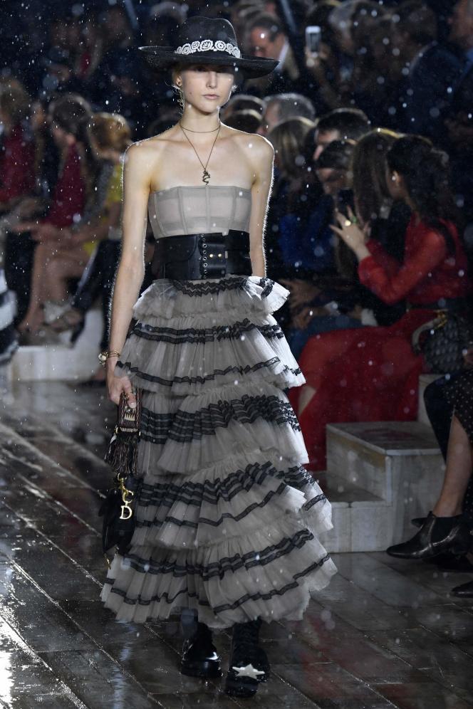 Dior collection croisière 2019.