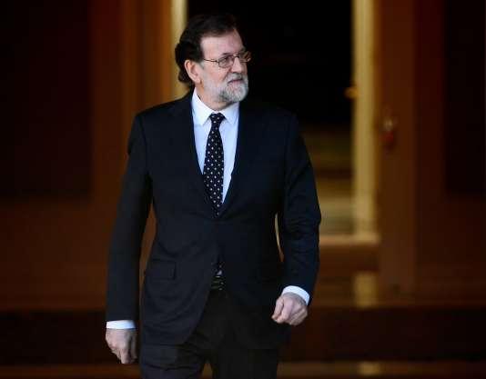 Le Parti socialiste espagnol (PSOE) a déposé vendredi une motion de censure au lendemain de l'annonce de la condamnation de la formation de Mariano Rajoy.