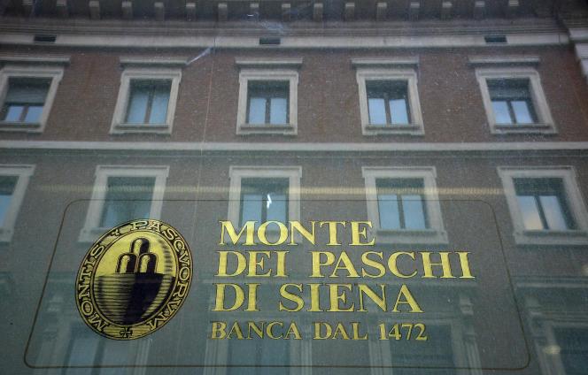 Monte dei Paschi di Siena (MPS) a bénéficié d'un sauvetage public en 2017.