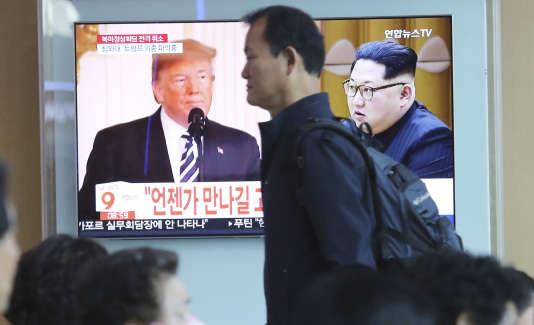 «Tant Kim Jong-un que Trump continuent d'avoir un intérêt pour les négociations»