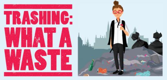Le site de l'université d'Oxford dénonce le gâchis («waste») que représente le «trashing».