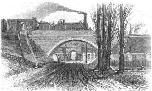 «Le Monde illustré», 9 mars 1867.