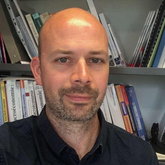Xavier Chojnicki, 39ans, est professeur à l'université Lille-III et chercheur associé à la chaire transitions démographiques-transitions économiques.