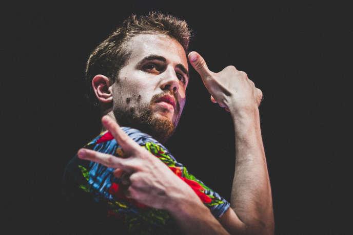 Le danseur Marco D'Agostin.